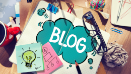 Blog Right Hand  side pillar page